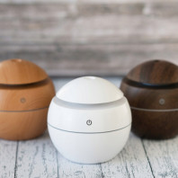 AIR HUMIDIFIER DIFFUSER USB AROMATHERAPY 3 Colours Available