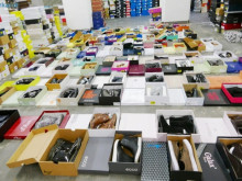 MIX & Stock wholesale  ADIDAS, NIKE, PUMA and other footwear stock